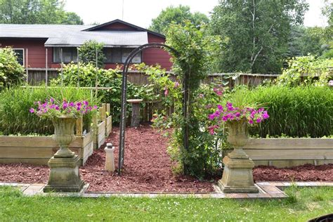 raised flower garden raised garden bed ideas house beautiful design