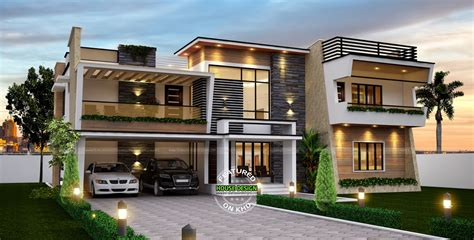 contempory house plans luxuries contemporary house plan by creo homes amazing