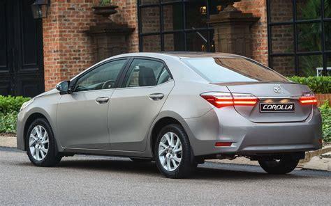 Toyota Corolla by Toyota Corolla 2018 Ficar 225 Mais Suave E Seguro E Mais