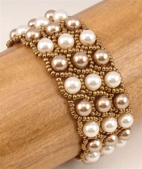 pandahall jewelry tutorial jewelry tutorial how to make a woven pearl