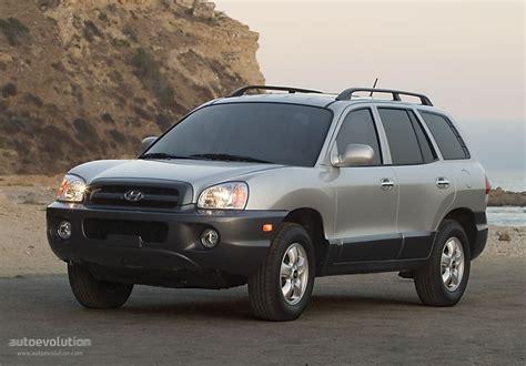 how cars run 2002 hyundai santa fe electronic toll collection hyundai santa fe specs 2004 2005 2006 autoevolution