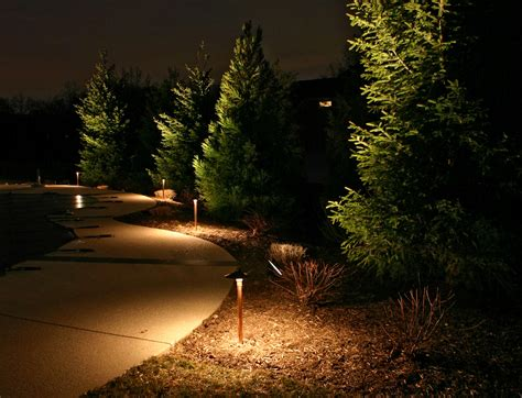 how to make minneapolis led landscape lighting an integral part of your landscape design