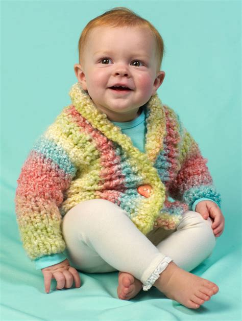chunky knit baby cardigan pattern free bulky yarn knitting patterns in the loop knitting