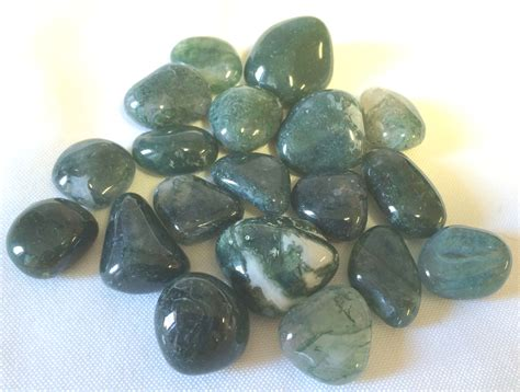 moss agate buy green moss agate at the garden