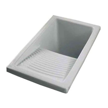 kitchen sink cls clearwater small white ceramic laundry sink 395 x 610mm