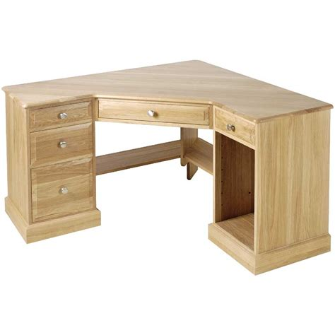 wooden desks for home office corner computer desk for effective space my office ideas