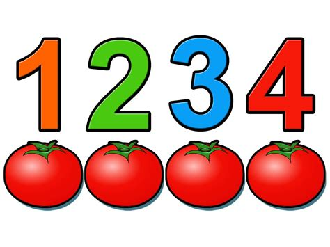 for counting quot counting tomatoes quot learn to count 1234 education