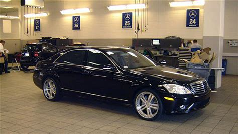 Mercedes S Class 2008 by 2008 Mercedes S Class Photos Informations Articles