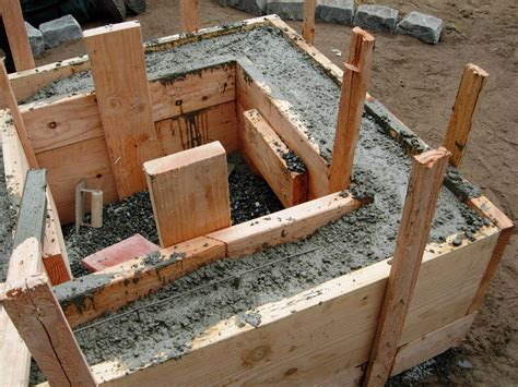 Raised Cottage House Plans how to make a concrete fire feature how tos diy