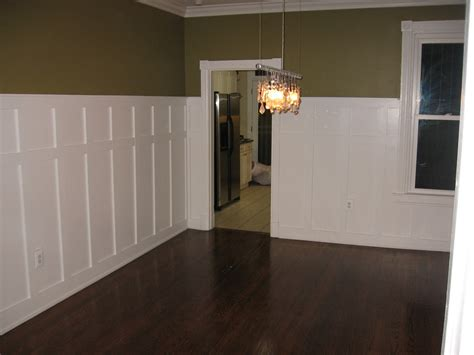 pictures of wainscoting in dining rooms capitol hill christensens wainscoting dining room complete
