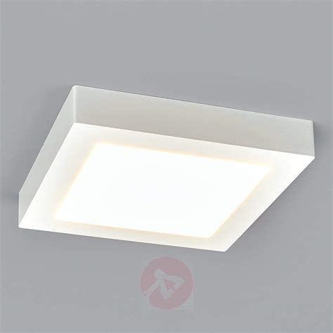 square led ceiling lights white square led bathroom ceiling light rayan lights co uk