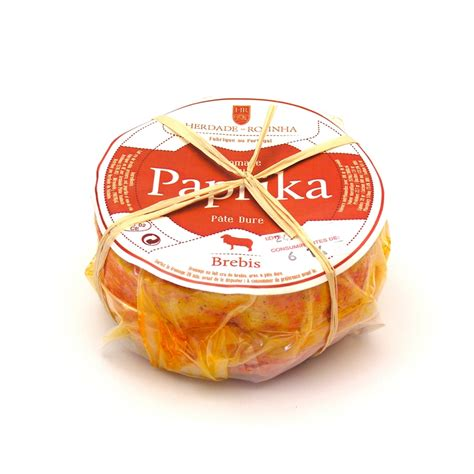 fromage au paprika p 226 te dure herdade da rosinha