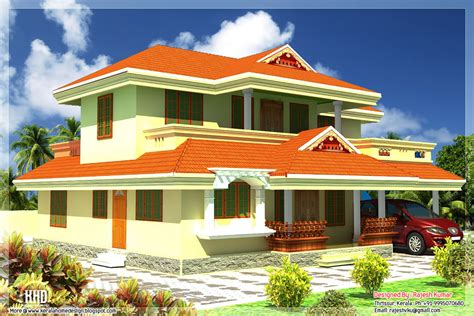 kerala style 2400 sq kerala style house architecture home appliance