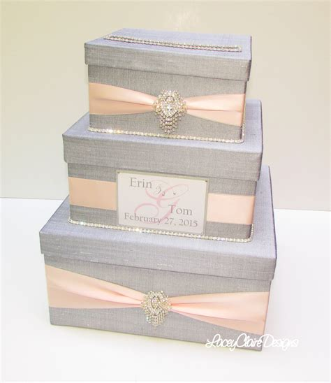 how to make gift card boxes for weddings wedding gift box card box money holder envelope reception
