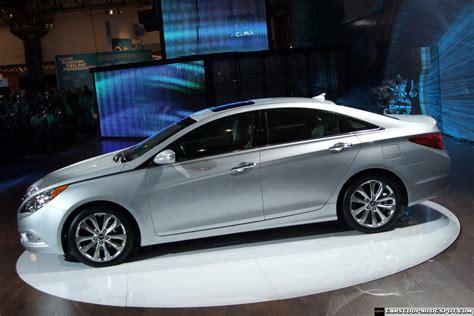 2011 Hyundai Sonata Turbo by Ny Show 2011 Hyundai Sonata Gets New 2 0 Turbo With 274hp
