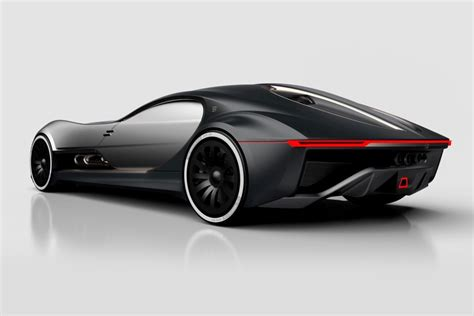 Bugati Car by The Bugatti Of Future Past Yanko Design