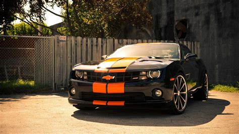 Wallpaper Car Chevrolet by Chevrolet Camaro Ss Car Wallpaper Wallpup