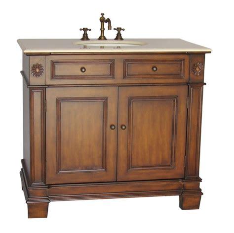 classic bathroom vanities adelina 39 inch classic bathroom vanity fully assembled