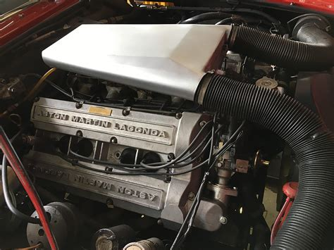 how does a cars engine work 2010 aston martin dbs electronic throttle control aston martin amv8 work at bridge classic cars bridge classic cars