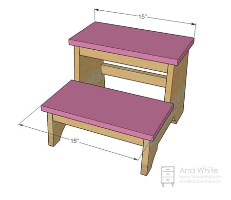 step stool woodworking plans woodworking plans for a small step stool plans pdf