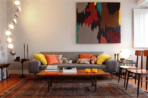 retro home interiors an interior design that blends modern vintage design milk