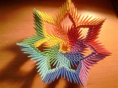 best 3d origami 25 best ideas about 3d origami on modular