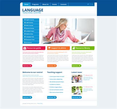 language moto cms html template 47563