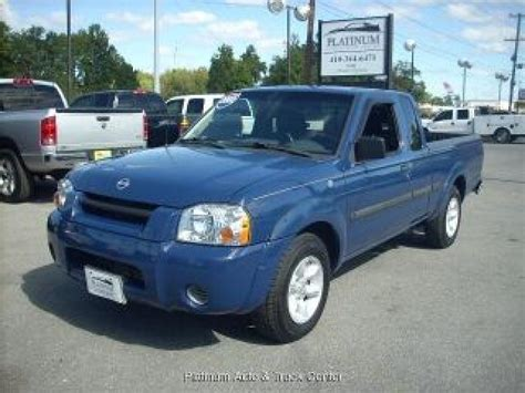 2002 Nissan Frontier For Sale by Used 2002 Nissan Frontier For Sale Pricing Features