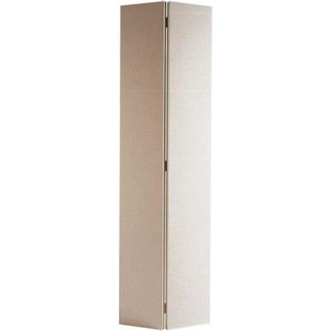 bifold closet doors home depot masonite 36 in x 80 in smooth flush hardboard hollow