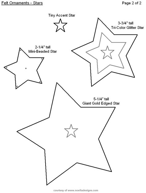 template for ornaments free printable felt ornament templates sewing