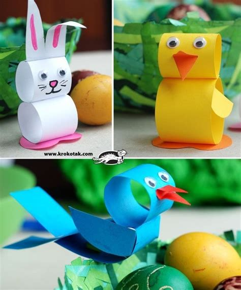 easter kid crafts easter crafts for at home with