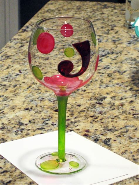 wine glass craft projects 42 best images about craft ideas for wine glasses on