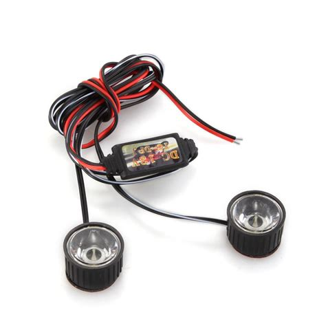 motorcycle led brake light motorcycle motorbike warning flash strobe brake lights led