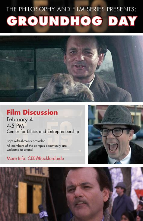 groundhog day trope crimes and misdemeanors kant