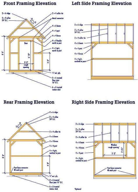 woodworking picture frame plans 8 215 10 wood shed plans complete blueprints for a shed