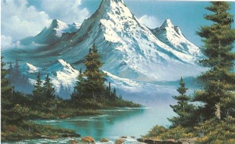bob ross paints new bob ross painting bob ross
