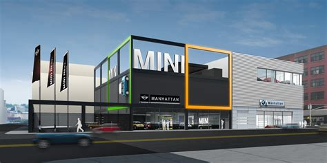 Bmw Nyc by Bmw To Renovate Nyc Bmw And Mini Dealerships For A