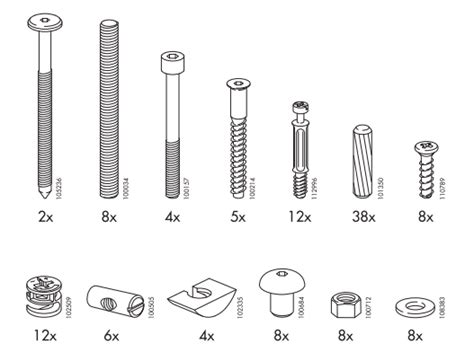 replacement parts for bed frames ikea mandal bed frame replacement parts furnitureparts