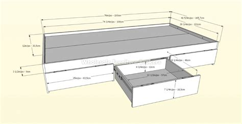 what are the dimensions of a bed bed dimensions hometuitionkajang