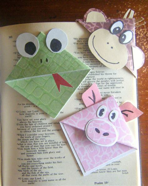 bookmark crafts for 7 diy bookmarks creative gift ideas news at catching