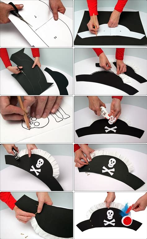 diy kid crafts 4 easy diy hat crafts for to complete their