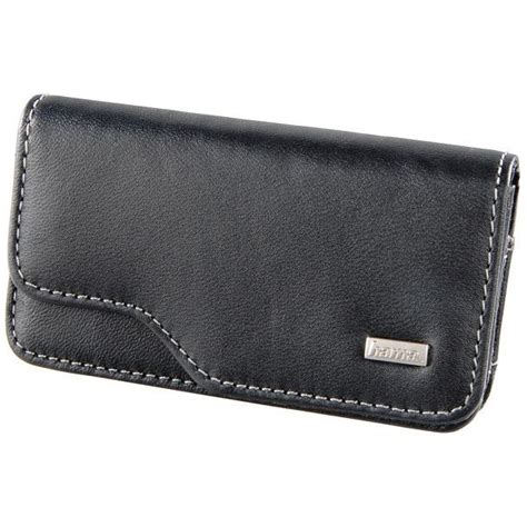 hama black hama mobiltaske black 1 mobilcover og tasker