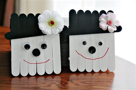 craft stick projects for preschoolers preschool crafts for popsicle sticks snowman