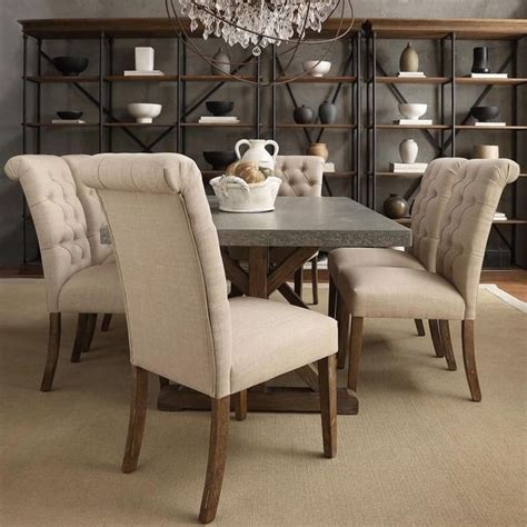 tufted parsons dining chair 1000 ideas about upholstered dining chairs on
