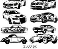 Car Photoshop Cs2 Shapes car photoshop brushes free photoshop brushes at brushez