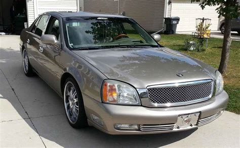 2001 Cadillac Grill by Cadillac Chrome Bentley Mesh Grille