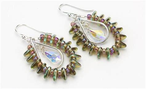 how to make metal st jewelry how to make earrings 5 wonderful wire earrings