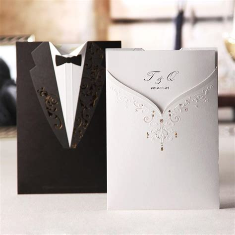 make wedding invitation cards 7 unique creative wedding invitation wordings you must