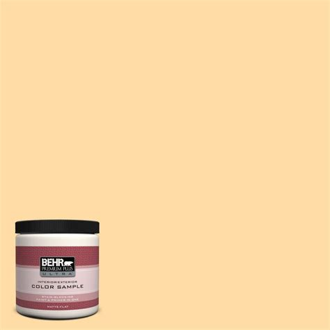 behr paint colors melted butter behr premium plus ultra 8 oz icc 41 butter cookie