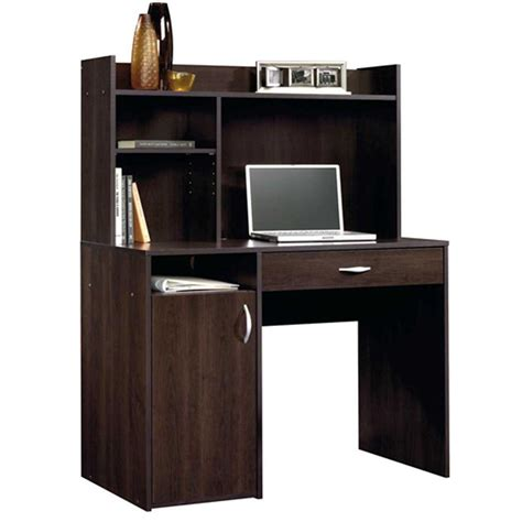 cherry student desk sauder beginnings collection 42 in student desk with